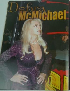 Debra - ringside candid - SS 1998