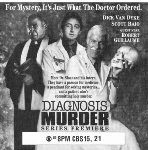 Diagnosis Murder Series Premiere Promo