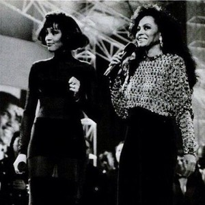 Diana Ross And Whitney Houston