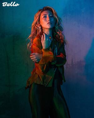 Dichen Lachman - Bello Photoshoot - 2018