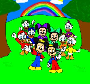ディズニー Junior Kids