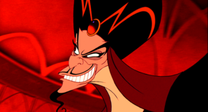 disney Villains – Jafar