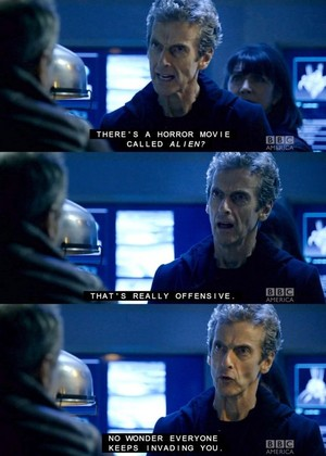 Doctor Who *lol!*