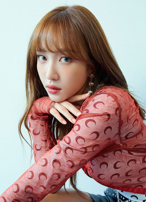 EXID Hani for Nylon Japon