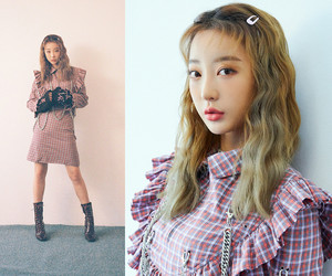 EXID Hyelin for Nylon Hapon 2019