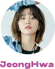 EXID Junghwa for Nylon japón 2019