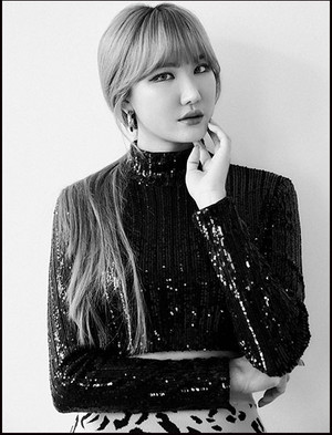 EXID LE for Nylon Hapon 2019