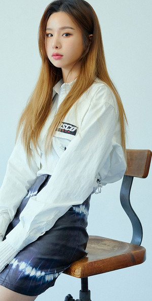 EXID Solji for Nylon japón 2019