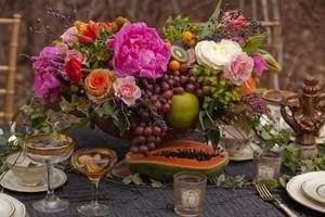 frutta Centerpiece