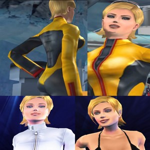 Elise Riggs SSX Tricky Queen B, SSX 3
