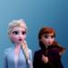 Elsa and Anna - disneys-frozen-2 icon