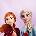 Elsa and Anna - frozen-2 icon