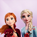 Elsa and Anna - frozen icon