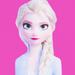 Elsa - frozen icon