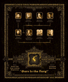 Family Tree Graphic - House Baratheon - Ours Is the Fury - game-of-thrones photo