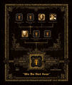 Family Tree Graphic - House Greyjoy - We Do Not Sow - game-of-thrones photo