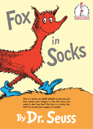 vos, fox In Socks