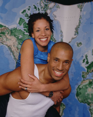 Frank and margarita Mesa (The Amazing Race 1)