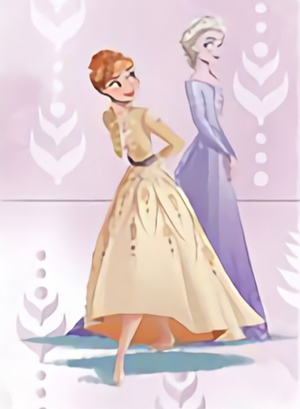 La Reine des Neiges II - concept art