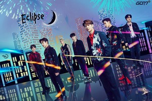 GOT7 ECLIPSE #WALLPAPER
