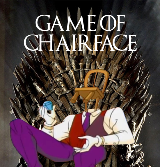Game of Chairface