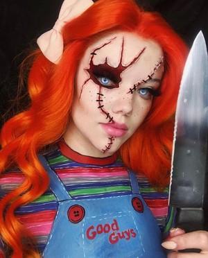 Genderbend Chucky Cosplay