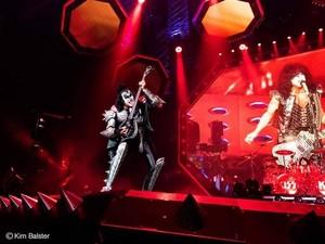 Gene ~Amsterdam, Netherlands...June 25, 2019 (Ziggo Dome)