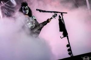 Gene ~Hyvinkää, Finland...June 9, 2019 (Rockfest)
