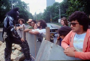 Gene (NYC)…June 24, 1976 (Central Park)