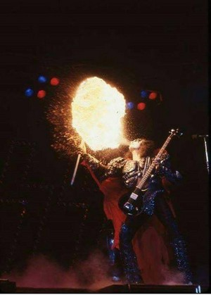 Gene ~Savannah, Georgia...June 19, 1979 (Civic Center -Dynasty Tour)