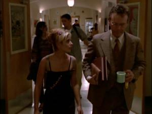 Giles and Buffy 12