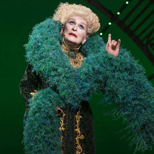 Glenn Close as Madame Morrible (Movie Fancast)