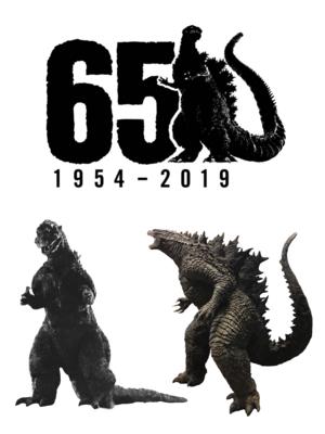 Godzilla e i suoi 65 anni