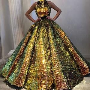 dhahabu Dress