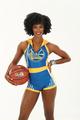 Golden State Warriors Dancers ~ Brijet - nba-cheerleaders photo