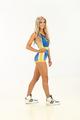 Golden State Warriors Dancers ~ Hayley - nba-cheerleaders photo