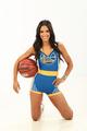Golden State Warriors Dancers ~ Helen - nba-cheerleaders photo