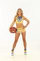 Golden State Warriors Dancers ~ Katie - nba-cheerleaders photo