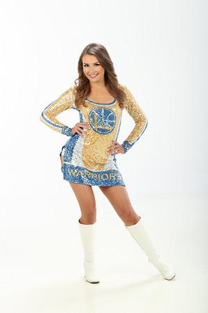 Golden State Warriors Dancers ~ Nicola