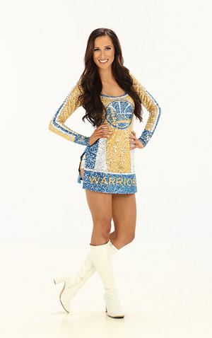 Golden State Warriors Dancers ~ Rachel