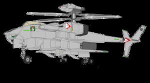 Gyrodyne VFH-10B Auroran AGAC clean wing