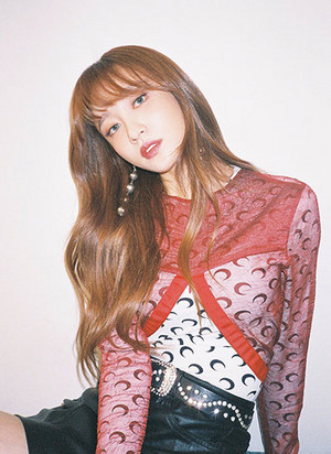 Hani for Nylon Japan