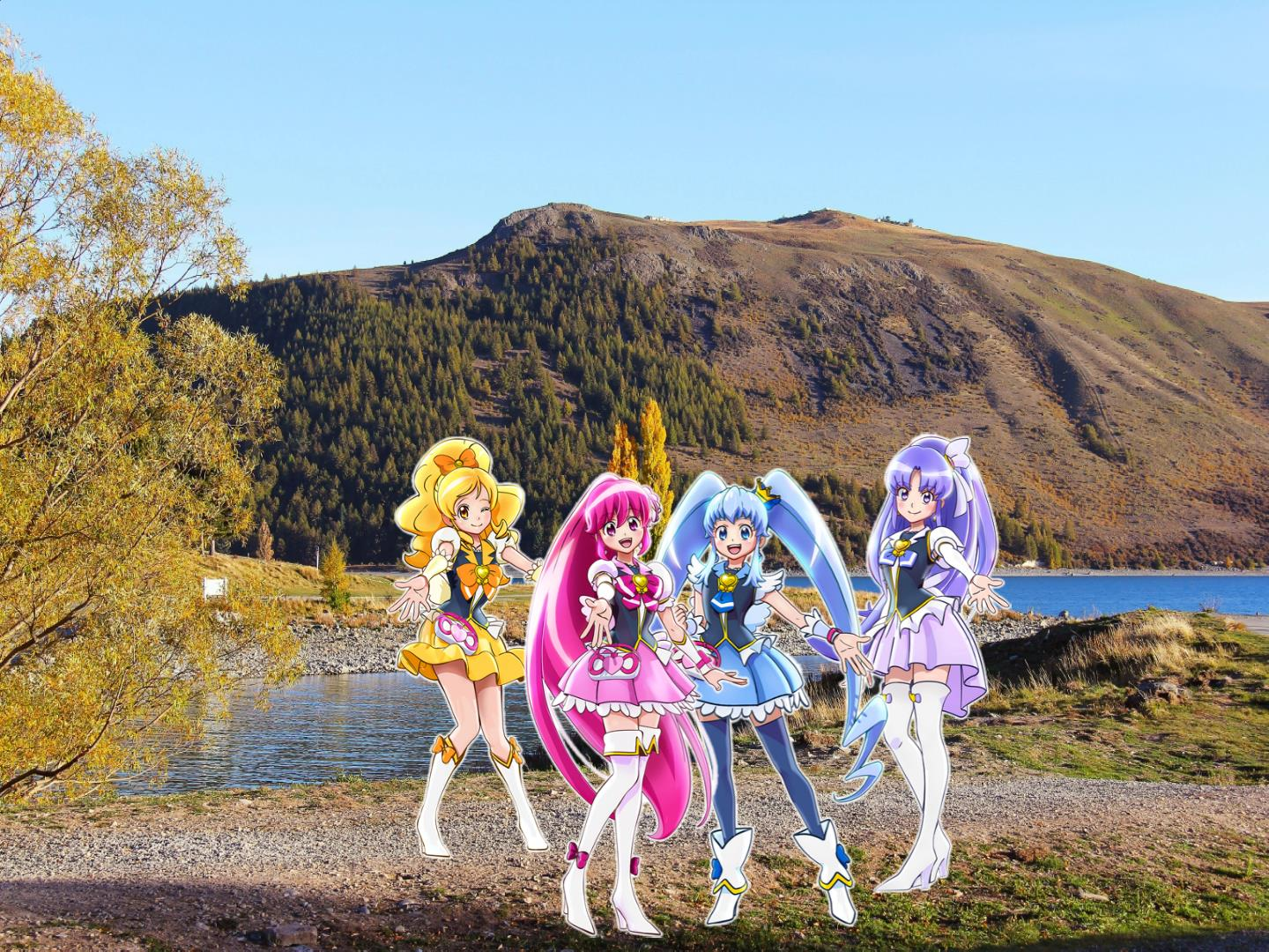Happiness PreCure