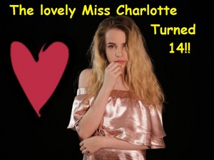 Happy Birthday Miss Charlotte