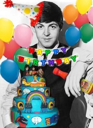 Happy Birthday, Paul! 🎂