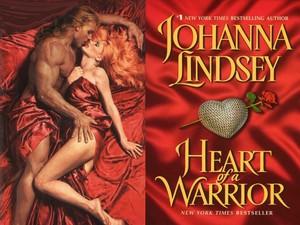 tim, trái tim of Warrior, 2002, bởi Johanna Lindsey