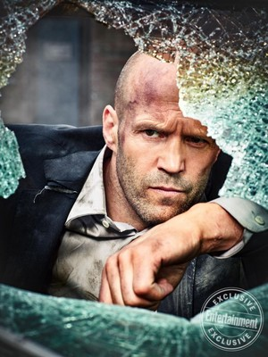 Hobbs and Shaw - Entertainment Weekly Photoshoot - 2019 - Jason Statham