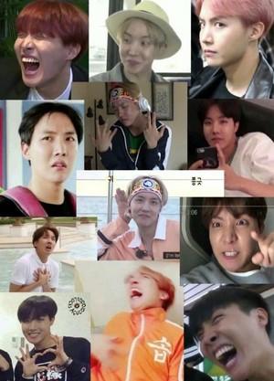 I-Hop's funny faces