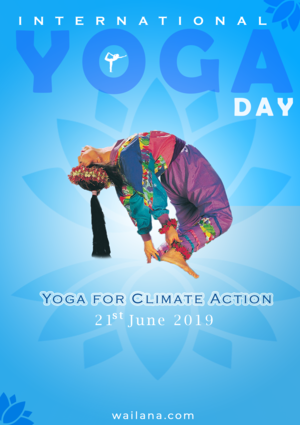 International Yoga Day - 2019