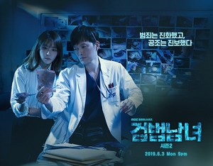 Investigation Couple Season 2 Poster